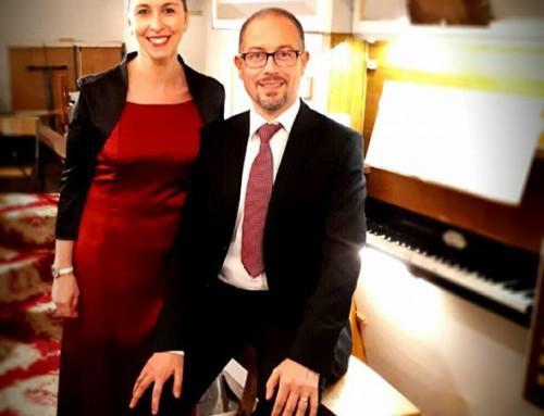 """""""La Voce e l'Organo"""" duo Cecchin – Da Rold"""