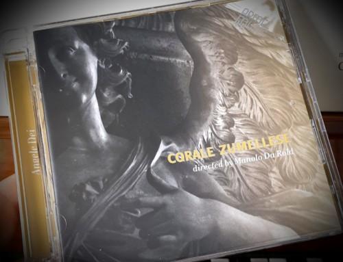 """Presentazione del nuovo CD della Corale Zumellese """"Angele Dei"""""""